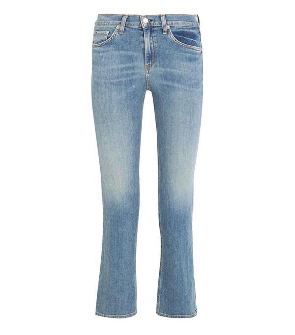 Rag & Bone Straight Leg Jeans