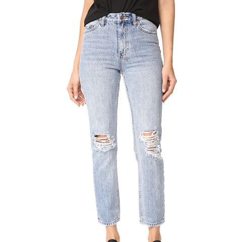 The Slim Pin Placid Jeans