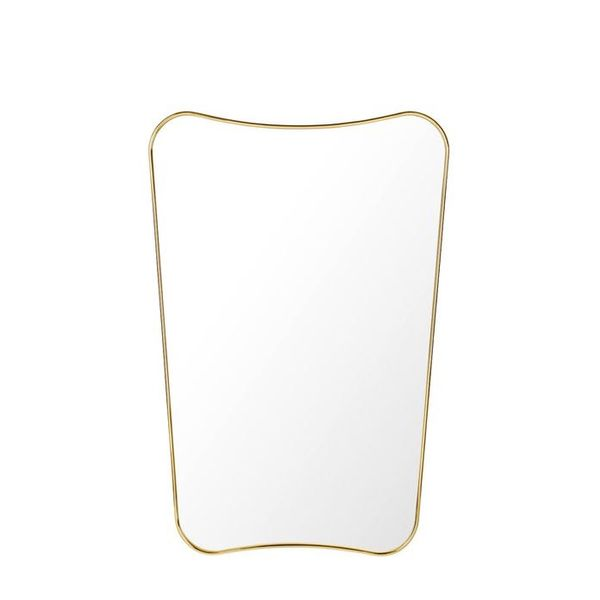 Gubi Ponti F.A. 33 Rectangular Wall Mirror