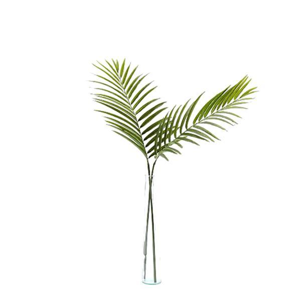 West Elm Faux Palm Leaf Branch