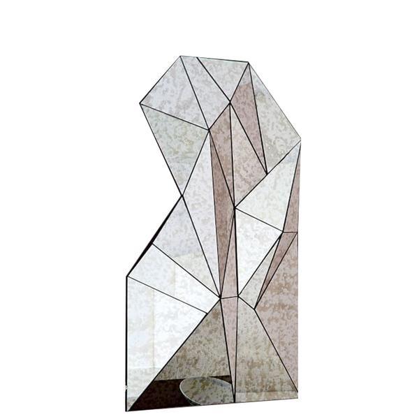 West Elm Asymmetrical Wall Mirror