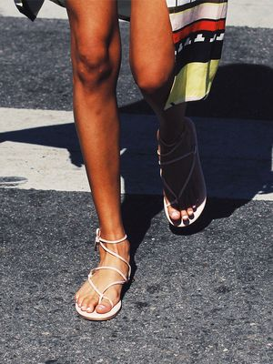 There Are 10 Different Ways to Tie These Chic $65 Sandals