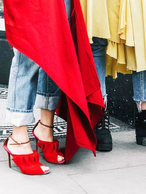 The Shoes We Never Wear With Jeans
