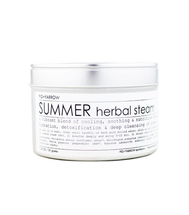 Fig + Yarrow Summer Herbal Steam