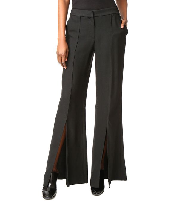 cool fashion brands - Hellessy Raul Flared Pants