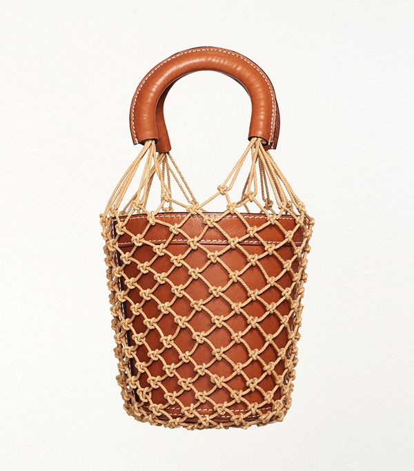 cool fashion brands - Staud Moreau Bucket Bag