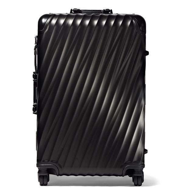 Tumi Short Trip aluminum suitcase
