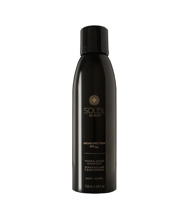 Soleil Toujours SPF50 Mineral Based Sunscreen Mist