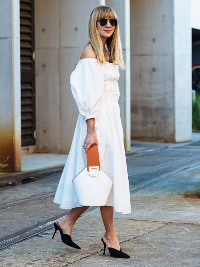 White Dresses That Are Too Good to Save For the Beach