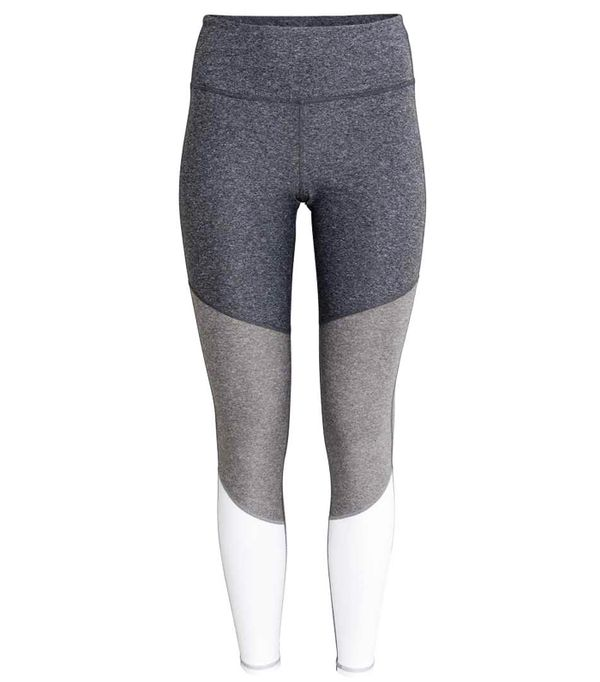 What to Pack for a Road Trip: H&M Sports Tights