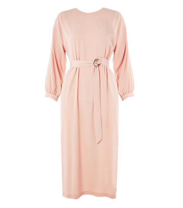 High Street Shopping Picks: Topshop pink dress