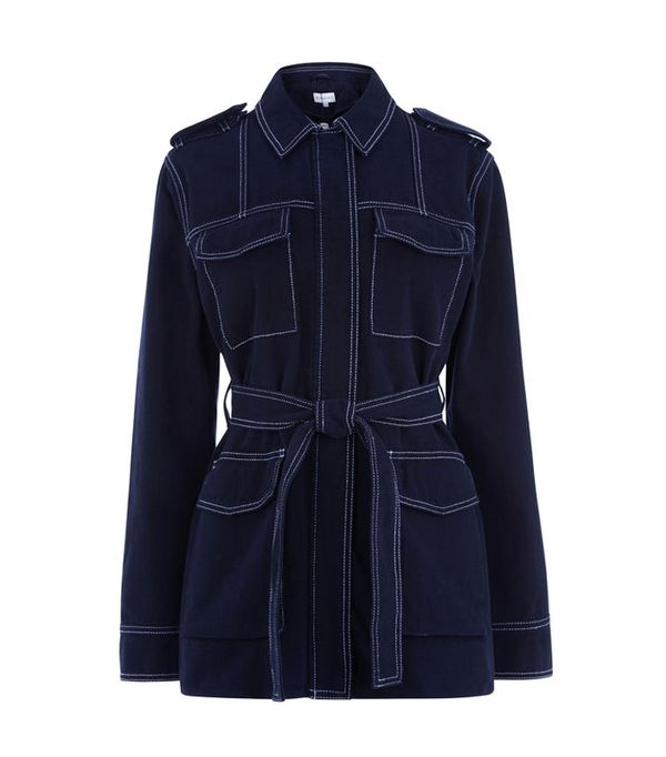High Street Shopping Picks: Warehouse Top Stitch Jacket