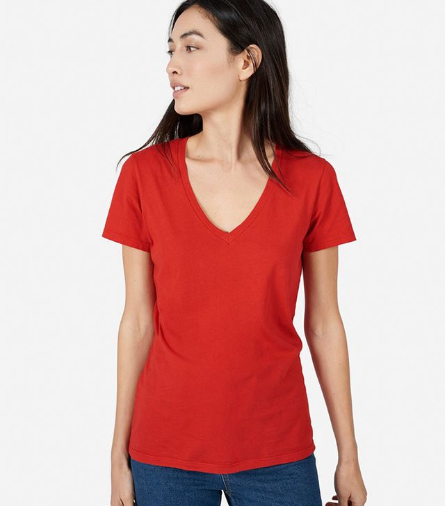 Everlane The Cotton Tee