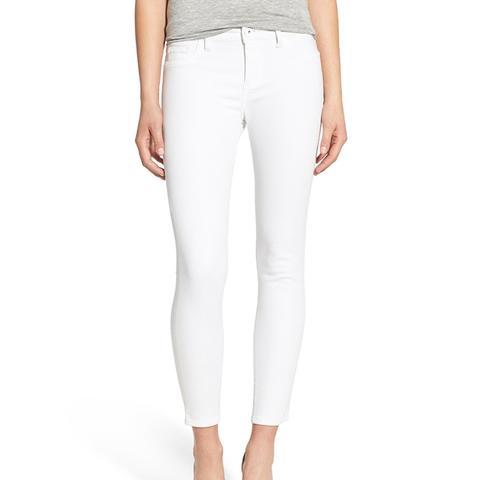 Florence Instasculpt Crop Skinny Jeans