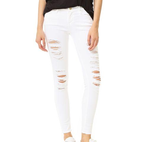 Rip Skinny Jeans