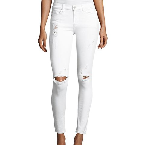 Nico Mid-Rise Ankle Super Skinny Jeans