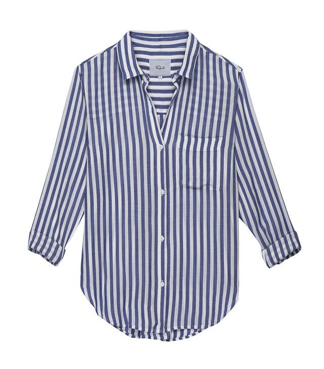 Rails Aly - Blue/White Stripe