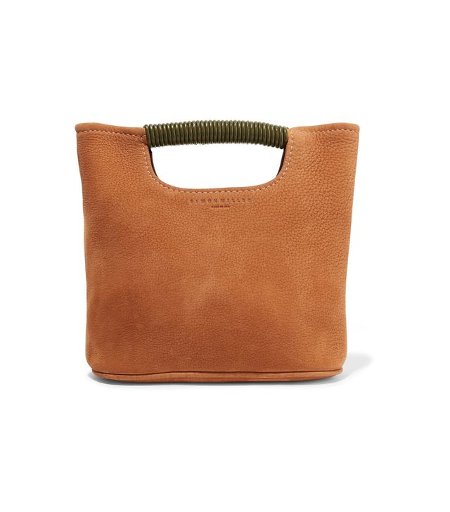 Simon Miller Birch Mini Nubuck Tote