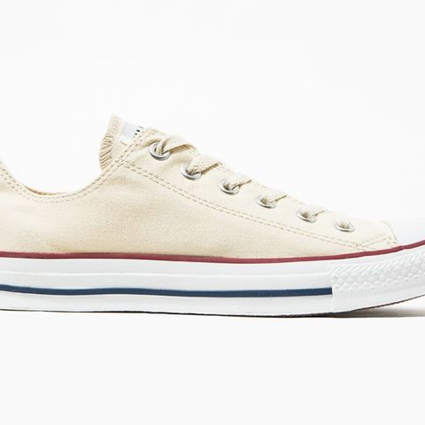 Low Top All Star Sneakers in Natural