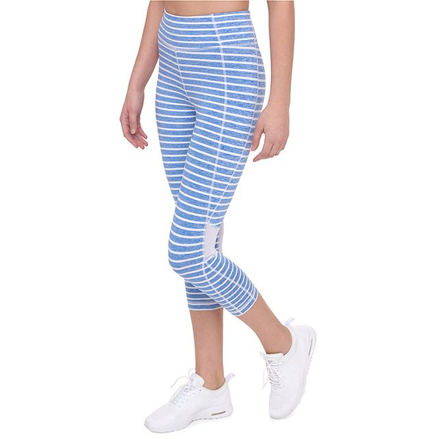 Tommy Hilfiger Striped Capri Leggings