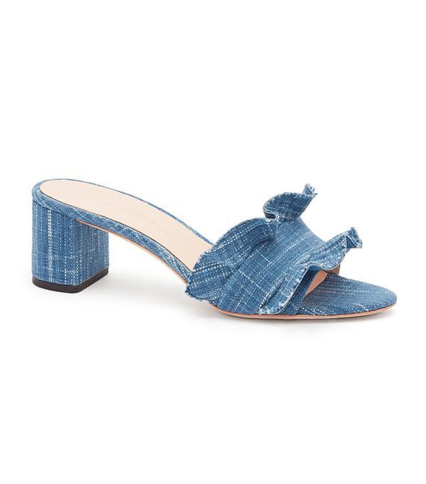 best denim sandals