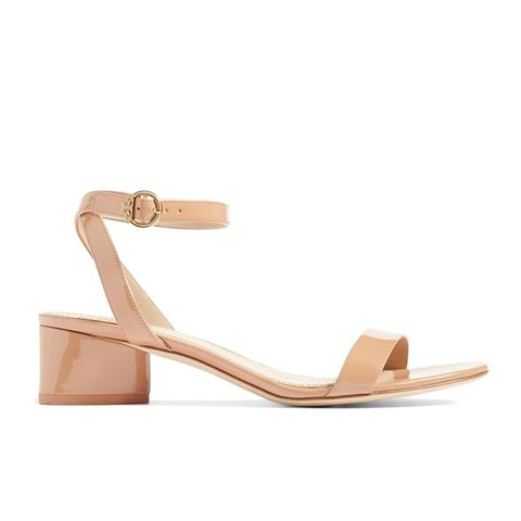 Elizabeth Mid-Heel Sandals