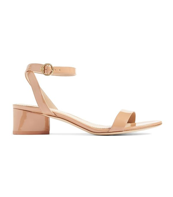 best patent leather sandals