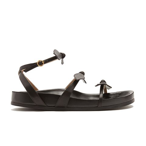 Mike Leather Sandals