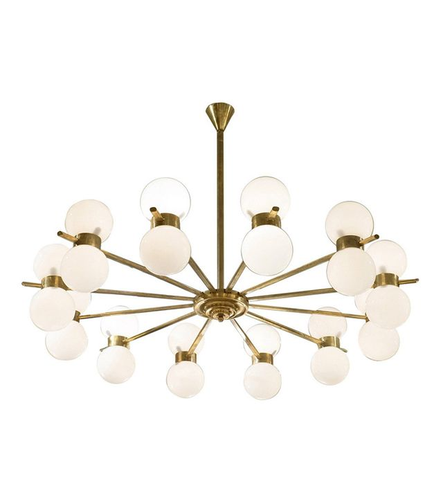 Stilnovo Vintage Twelve-Arm Chandelier