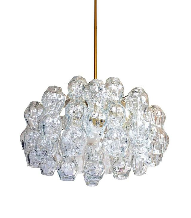 Doria Murano Glass Chandelier
