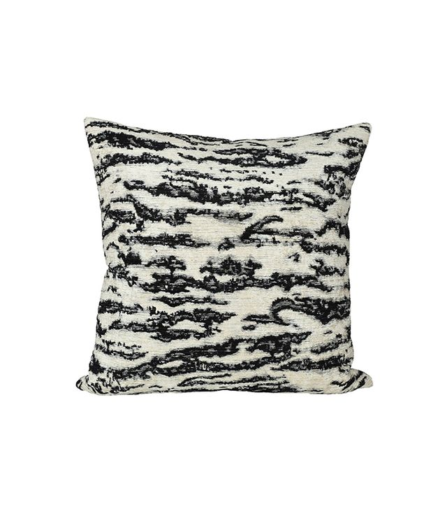 Stuck on Hue Serengeti Tigre Blanc Designer Pillow Cover