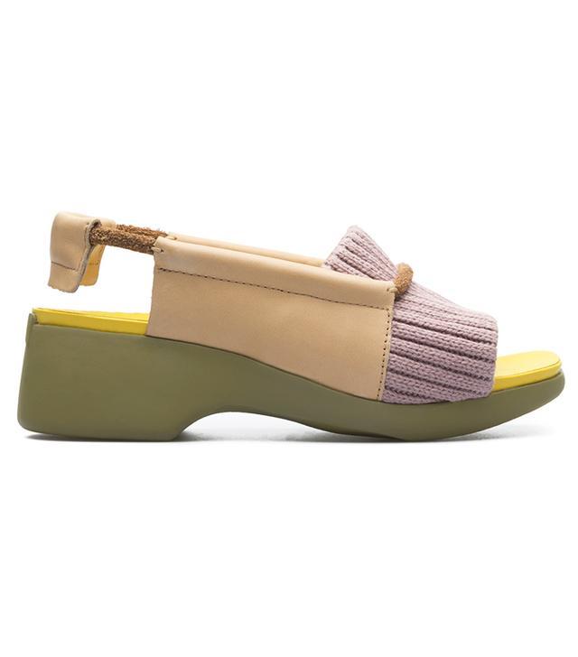 Camper Eckhaus Latta Sandals in Multicolor