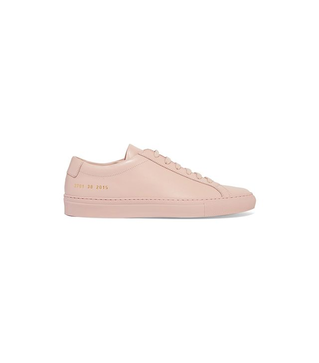 Common Projects Original Achillies Leather Sneakers
