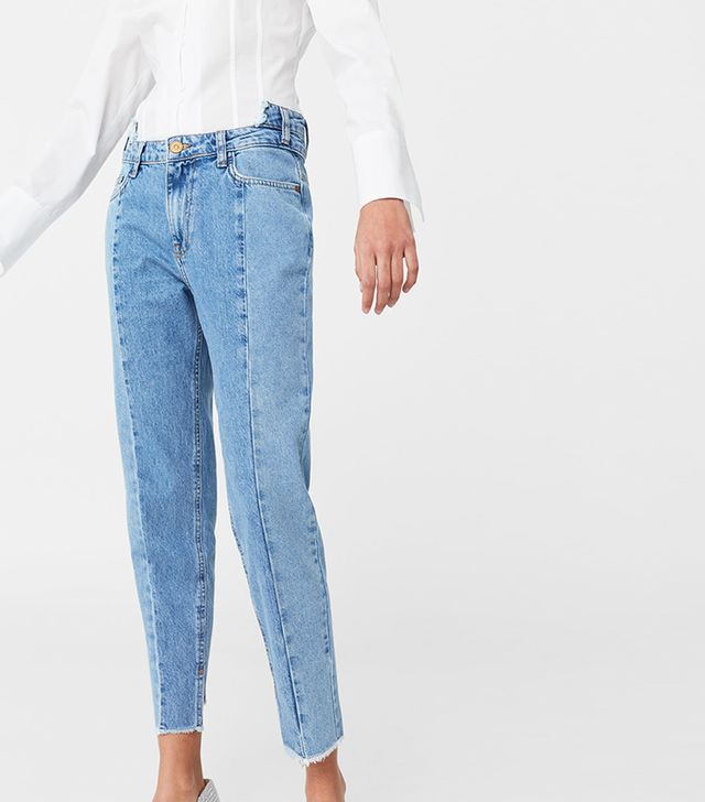 jean styles - Mango Cameo Relaxed Jeans