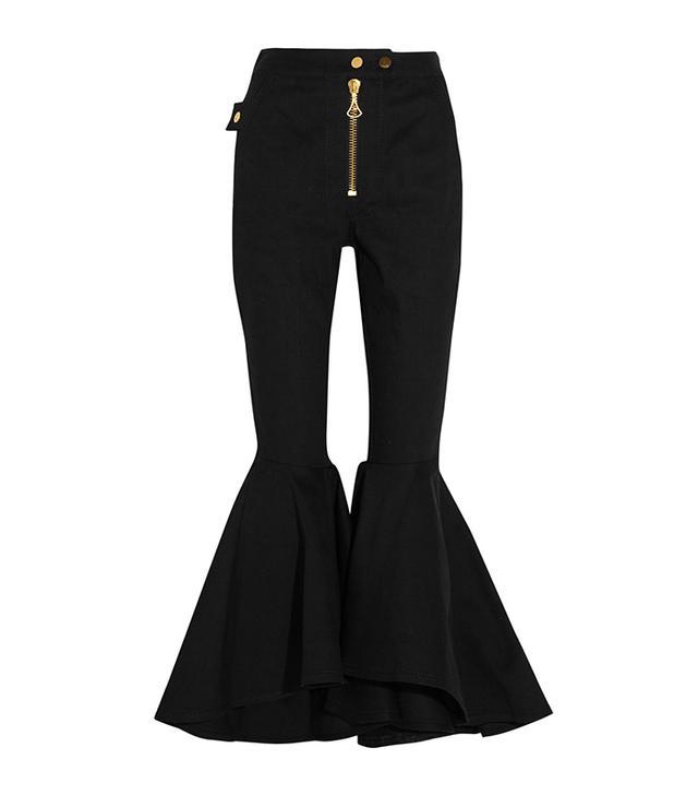 jean styles -  Ellery Alejandro Flared Jeans