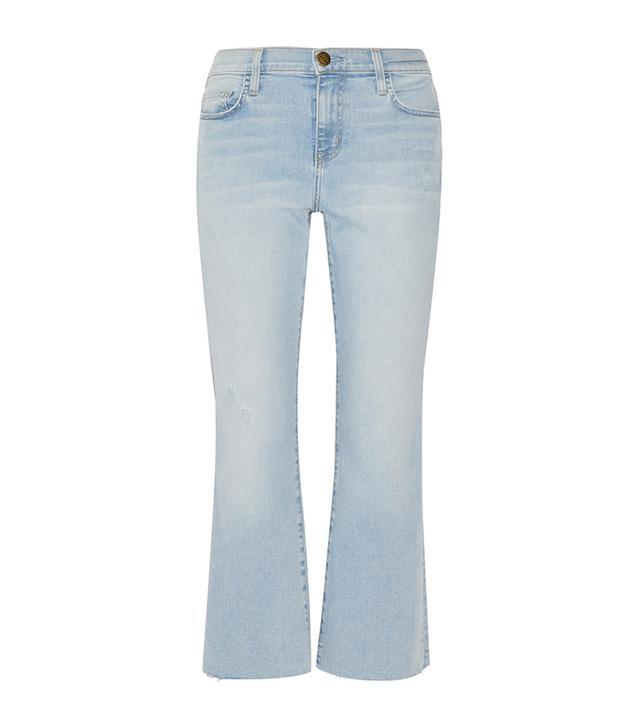 jean styles - Current/Elliott Kick Jeans
