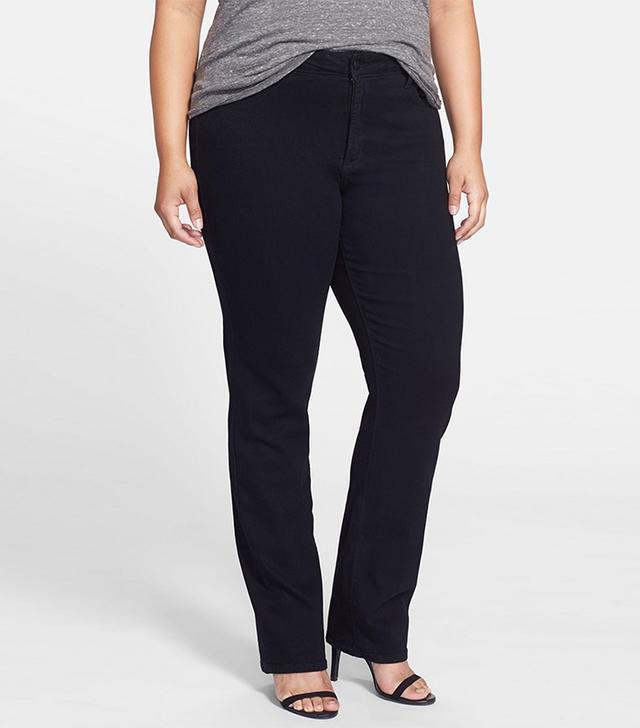 best jeans for curvy women -