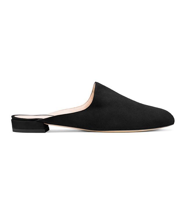 shoe trend - Stuart Weitzman Mulearky Flat