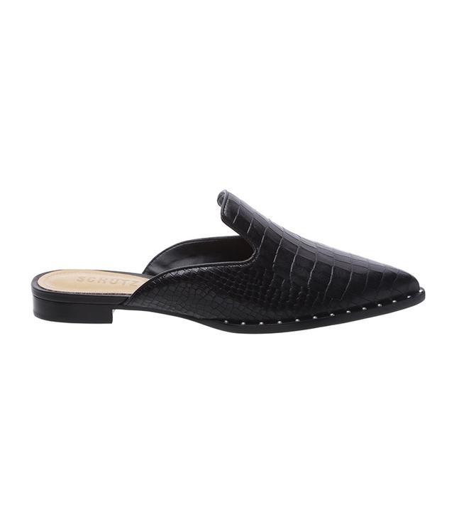 shoe trend - Schutz Tae Slides