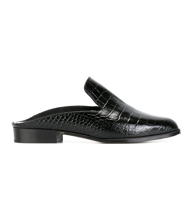 shoe trend -  Robert Clergerie Alice Mules