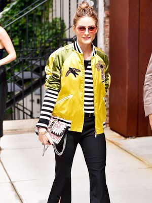 Did Olivia Palermo Just Buy This New Trouser Trend in Zara?