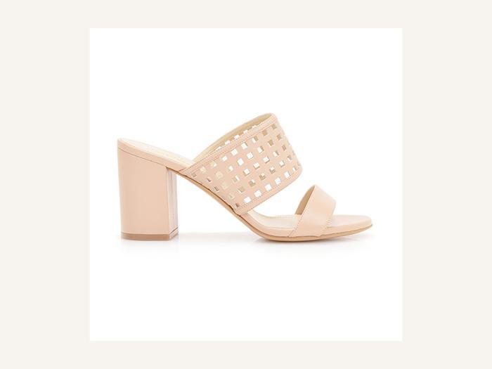 Bruno Magli Cathy sandal - nude slide