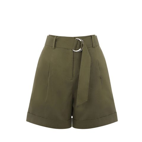 D Ring Casual Short
