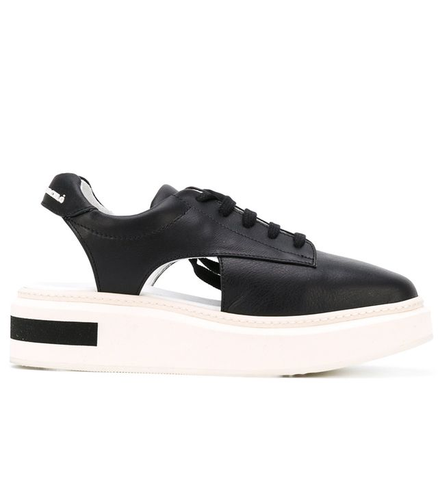 Manuel Barceló Cutout Sneakers