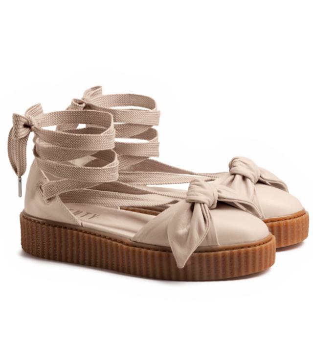 Puma Bow Creeper Sandals