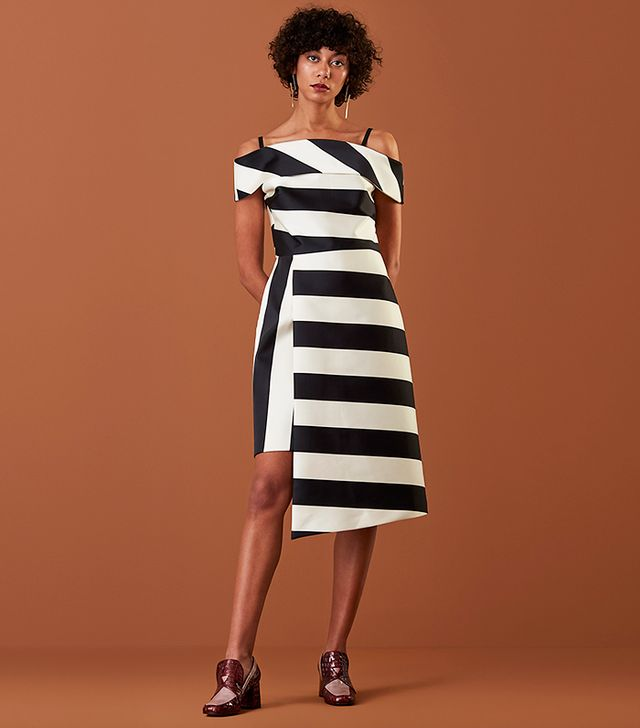 Finery Savona Stripe Dress
