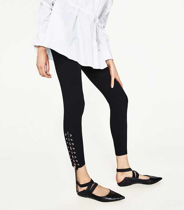 best zara leggings