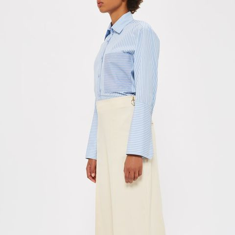 Side Split Trousers by Boutique
