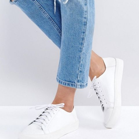 Date Night Lace-Up Sneakers