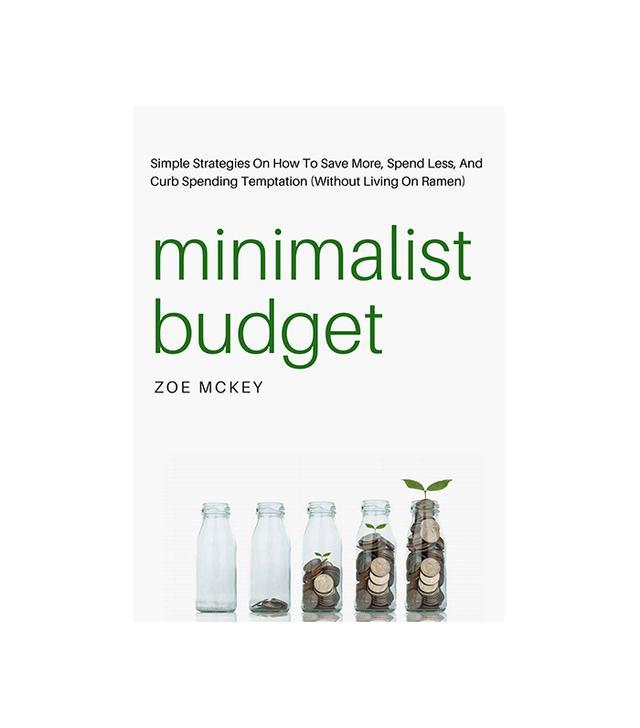 Minimalist Budget by Zoe McKey